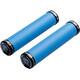 Reverse Seismic Ergo Bike Grips 145mm blue/black